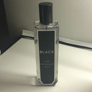 Accessories - Sophisticated body fragrance mist called  BLACK !